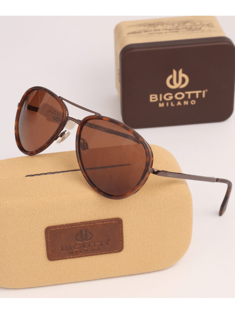 MEN SUNGLASSES BIGOTTI MILANO BM 1100-2