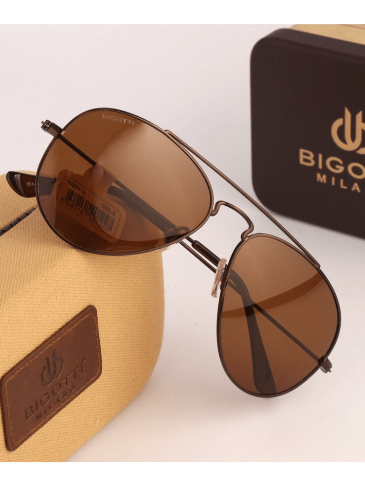 fb175d0a370156 MEN SUNGLASSES BIGOTTI MILANO BM 1118-3 - Kara